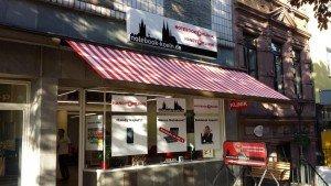 Unser Laden in Köln-Deutz