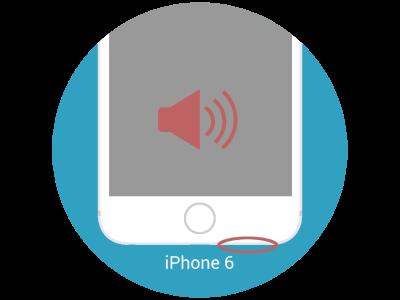 iPhone6_Lautsprecher